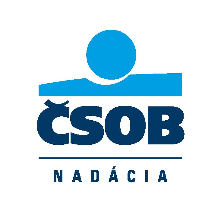 Logo ČSOB Nadácia